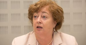 "Social Democrats TD Catherine Murphy said affordability could not be achieved ""until we get over the nub of the problems which is the cost of building land and the State has significant land banks"". Photograph: Gareth Chaney/Collins"