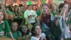 Hockey fans sing all the way to the end as Ireland take silver