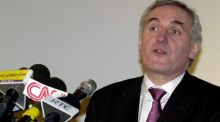 "Former taoiseach Bertie Ahern.  ""Now that the boom keeps getting boomier and the property market is in full-on freak-out mode, it is time for our political leaders, as the great man famously put it, to 'start throwing white elephants and red herrings at each other'."" File photograph:  David Sleator/The Irish Times"