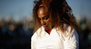 Serena Williams withdrew from the Rogers Cup in Montreal citing 'personal reasons.' Photograph: Ezra Shaw/Getty