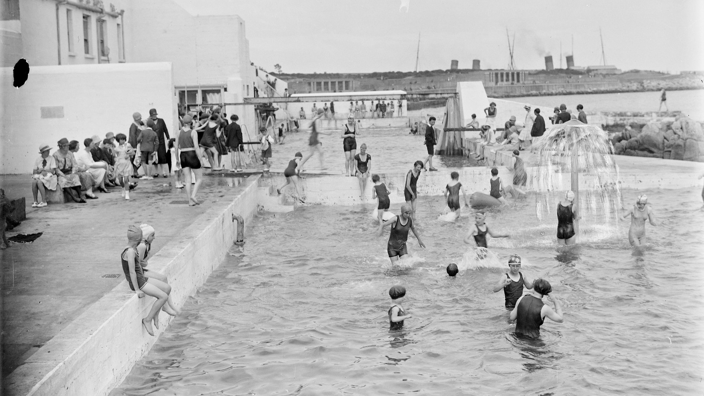 Dalkey S Swimming Spots A 90 Year Old Issue For Irish Times Readers