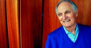 "Alan Alda: ""And I'm not entering dementia. I'm no more demented than I was before."""