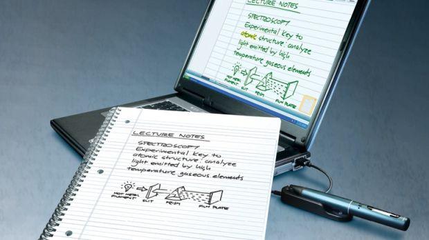 Livescribe has a range of smart pens