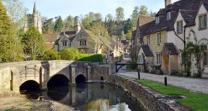 A Cotswolds village nestling in an idyllic land of well-run medieval inns and converted mills. Photograph: iStock/Getty Images
