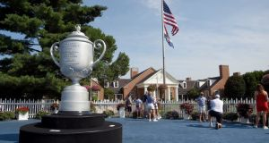The PGA Championship will only be available live to an Irish audience through streaming on the Eleven Sports website, its Facebook page or via its app.  Photograph:  John David Mercer/USA TODAY Sports