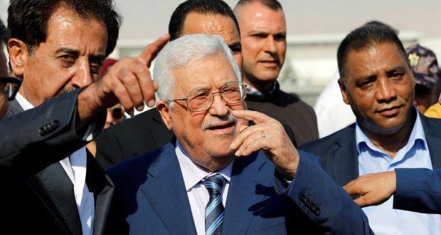 Palestinier slapp abu abbas
