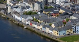 "Galway: EU report says the city's 2020 Capital of Culture project is ""not being well-managed"". Photograph: Brenda Fitzsimons"