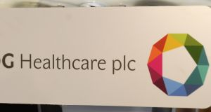 UDG Healthcare now operates in two divisions - Sharp and Ashfield. Photograph: Dara Mac Donaill/The Irish Times