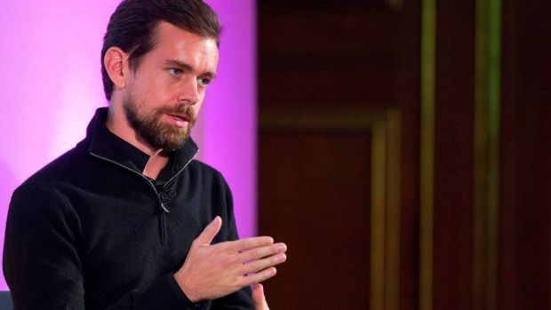Twitter founder Jack Dorsey defended his company's decision to allow far-right conspiracy theorist Alex Jones to use the platform to spread his message. File photograph: Justin Tallis/AFP/Getty Images