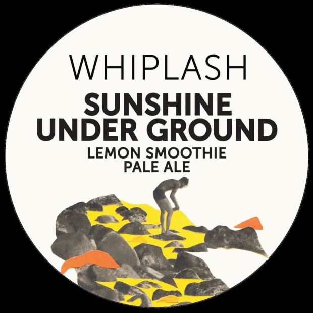 Lemon Smoothie Pale Ale from Whiplash
