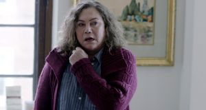 Kathleen Turner: 'I'll be quite honest, which is my wont.' Greg Lewis/Universal Television/Hulu/NBCU Photo Bank via Getty Images