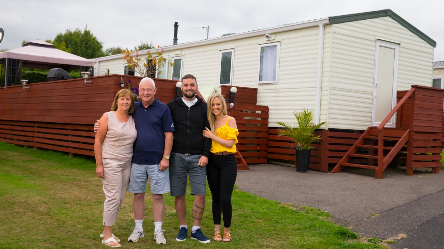 Summer in a mobile home park: 'It's what Irish villages were