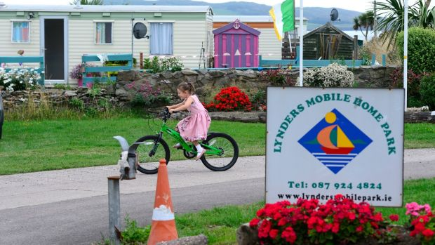 Summer in a mobile home park: 'It's what Irish villages were like 50