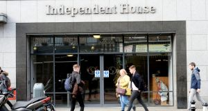 Independent House, Talbot Street, home to the 'Irish Independent'. Photograph: Alan Betson/The Irish Times