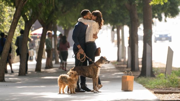 New this week: Tone Bell and Nina Dobrev in Dog Days