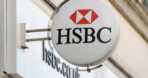 HSBC has not yet begun transferring any of the up to 1,000 staff it has said could move to its French unit from Britain.