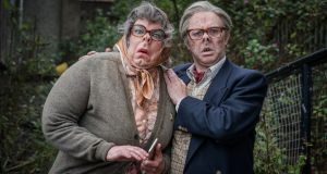 "Steve Pemberton and Reece Shearsmith as Tubbs and Eddie: ""They don't like change, they don't like strangers. Plus the fact that Edward looks like Michael Gove, it's eerie"""