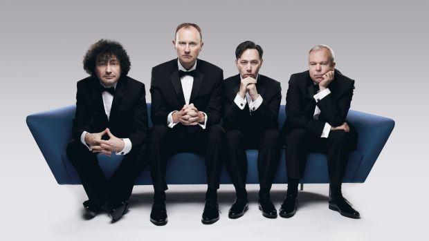 The League of Gentlemen: Jeremy Dyson, Mark Gatiss, Reece Shearsmith and Steve Pemberton