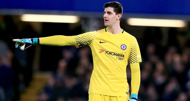 4aea99aaeba Thibaut Courtois is to join Real Madrid in a deal that will see Mateo  Kovacic move