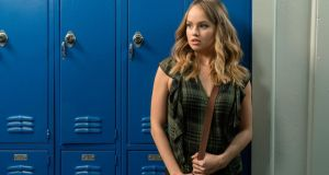Debby Ryan plays the show's heroine, Patty. Photograph: Netflix