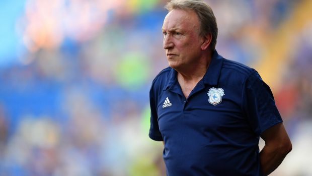 CARDIFF: Manager Neil Warnock faces toughest challenge. Photo: Dan Mullan/Getty