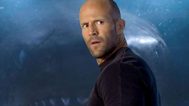 New this week: Jason Statham in The Meg