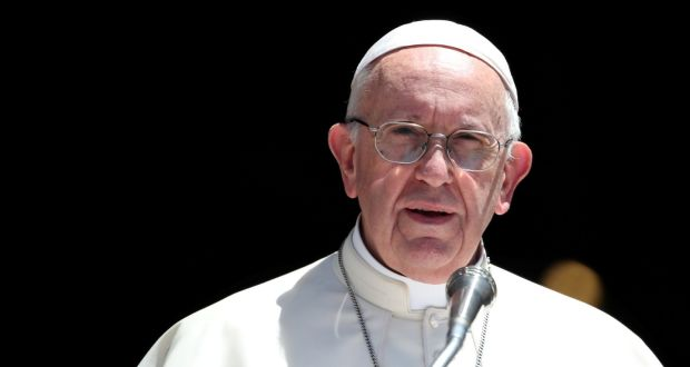 Dear Pope Francis: 'A year after John Paul II came, I was