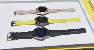 Samsung's Galaxy Smart Watch
