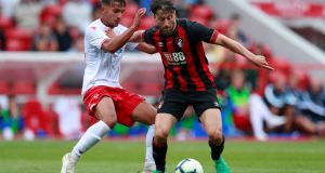 Harry Arter has joined Cardiff City on a season-long loan deal. Photograph: Andrew Couldridge/Action Images via Reuters
