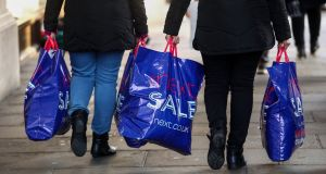 UK economic growth rebounded as retail sales and construction benefited from a warm weather boost.