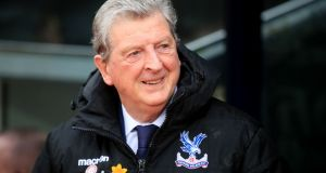 Crystal Palace manager Roy Hodgson has signed a contract extension with Crystal Palace until 2020, the club have announced. Photograph: PA