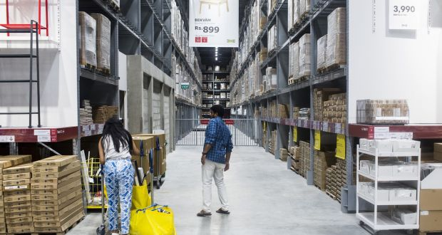 Ikea Opens First Indian Outlet And Tailors Products To Local Market