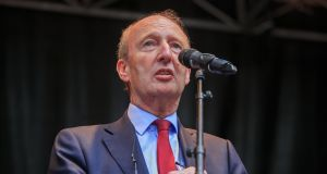 Even those in the Independent Alliance acknowledge Shane Ross is politically toxic outside of his own Dublin Rathdown bailiwick.  Photograph: Gareth Chaney Collins