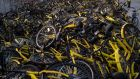 Bike graveyards a sign of China's waste challenge