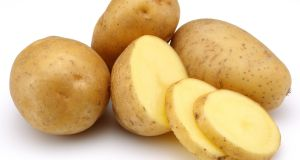 How truly Irish is the humble spud? Photograph: iStock