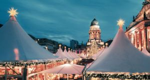Win a fabulous three night break to the Berlin Christmas markets for two people with Keith Prowse.