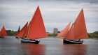 Traditional sailing boats honoured at County Galway festival