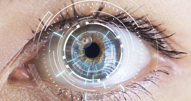Image result for retinal scan