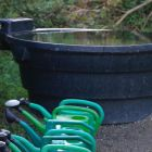 Watering cans at the ready. There are many rain barrels/water butts, which can be easily sourced from good garden centres and local authorities.  Photo Credit Richard Johnston