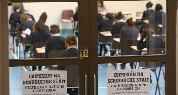 Students count down the hours to Leaving Cert results