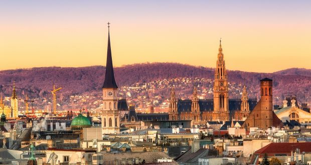 Vienna tops list of most liveable cities in new survey