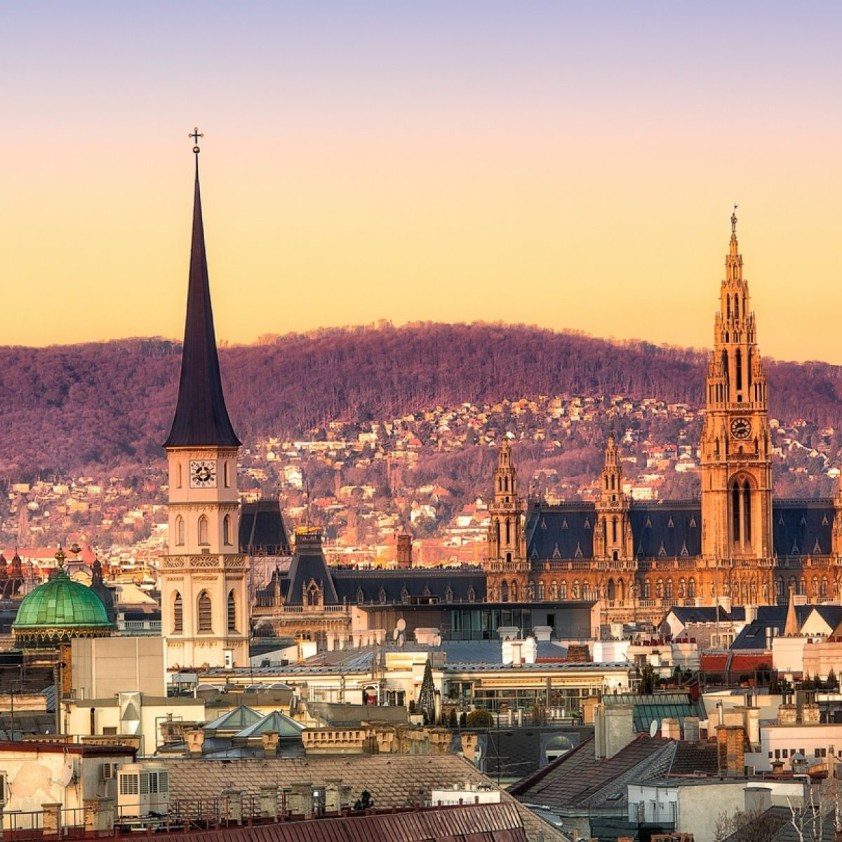Vienna tops list of most liveable cities in new survey fandeluxe Images
