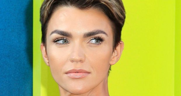 "Ruby Rose: ""Where on earth did 'Ruby is not a lesbian therefore she can't be Batwoman' come from? Has to be the funniest, most ridiculous thing I've ever read."" Photograph: Nina Prommer/EPA"