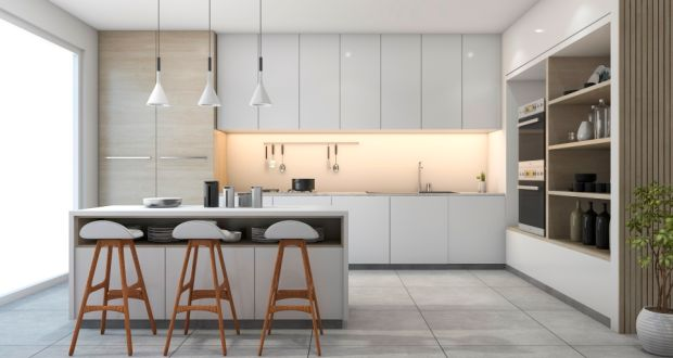 Tackling The Kitchen Area And Back Of The House Is Where Much Of A  Renovation Budget Can Get Absorbed When Renovating Second Hand Homes.  Photograph: IStock