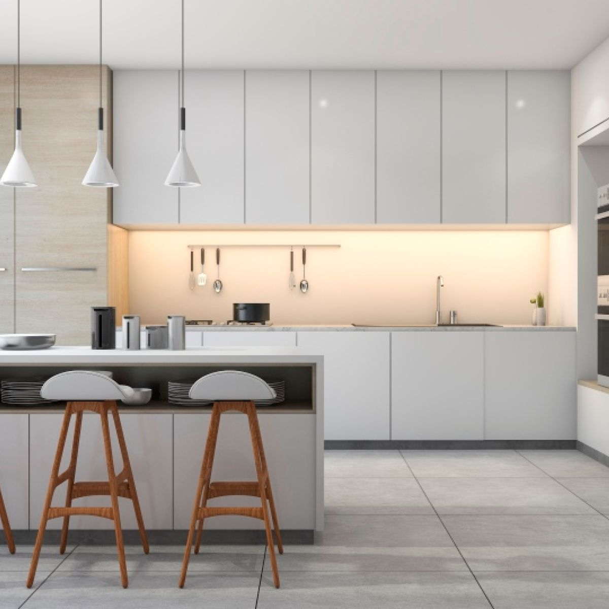 Trading Up Counting The Cost Of Renovating A Kitchen