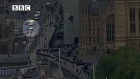 Moment of Westminster crash captured on CCTV