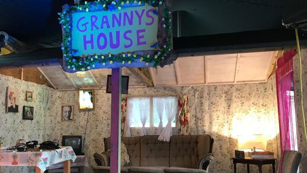 Granny's Gaff by ArtLot at Electric Picnic