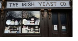 The Irish Yeast Co opened in 1894 in what had been the foyer of the George Hotel.