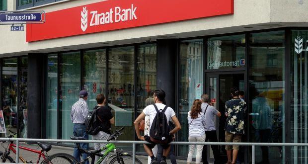European banks' exposure to Turkey on