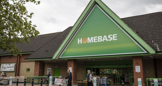 Australian Home Improvement Company Wesfarmers Purchased The Homebase Chain For 340m In 2016